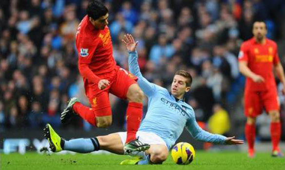 Liverpool-Manchester-City