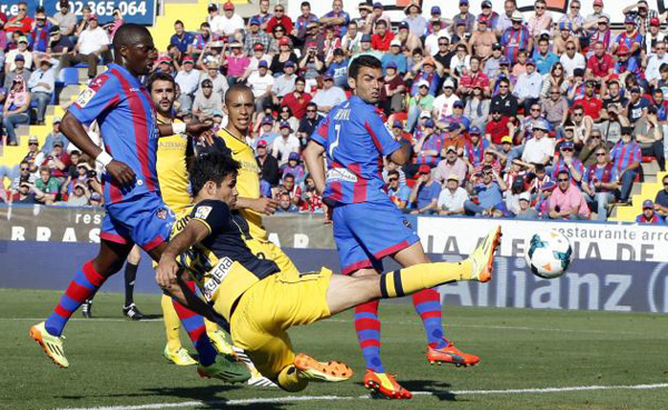 Levante vs. Atletico Madrid